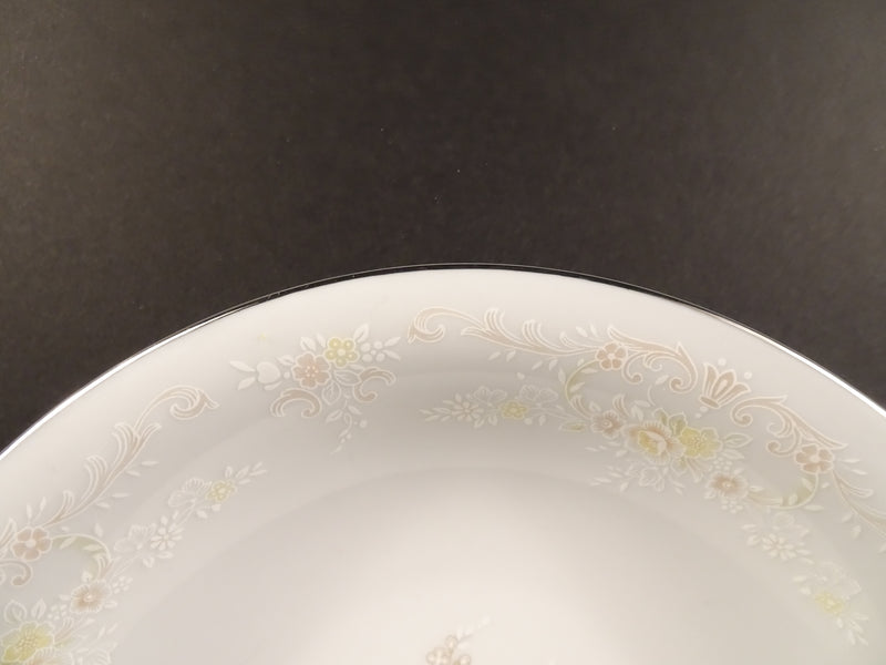 International Porcelain The Brighton Collection (Promise) 7.35in Rimmed Soup Bowl