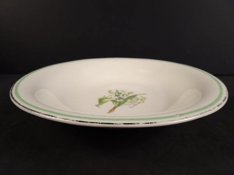 Homer Laughlin Eggshell 8in Coupe Soup Bowl