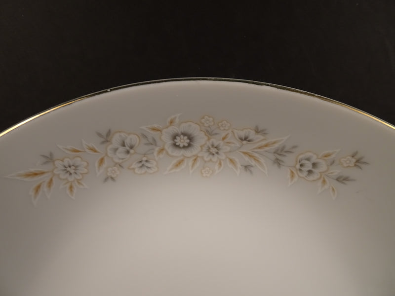 Fine China Petite Floral 7.60in Coupe Soup Bowl