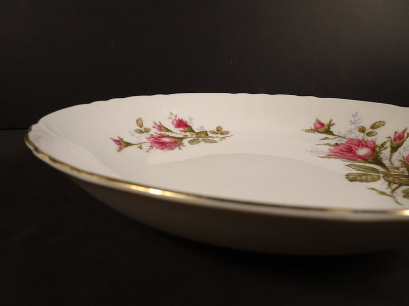 Fine China Royal Rose 7.50in Coupe Soup Bowl