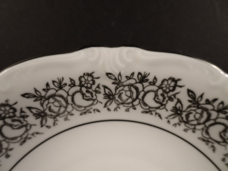 Winterling Schwarzenbach 7.50in Coupe Soup Bowl