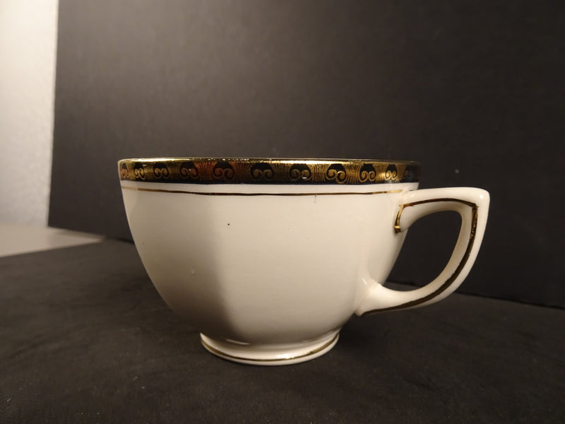 Homer Laughlin  3.6in Boulillon Cup/Bowl