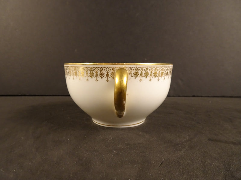 Theodore Haviland Limoges 3.5in Boulillon Cup/Bowl