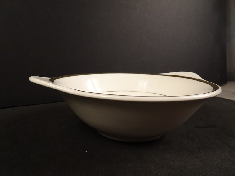 Knowles  7in Lugged Soup Bowl