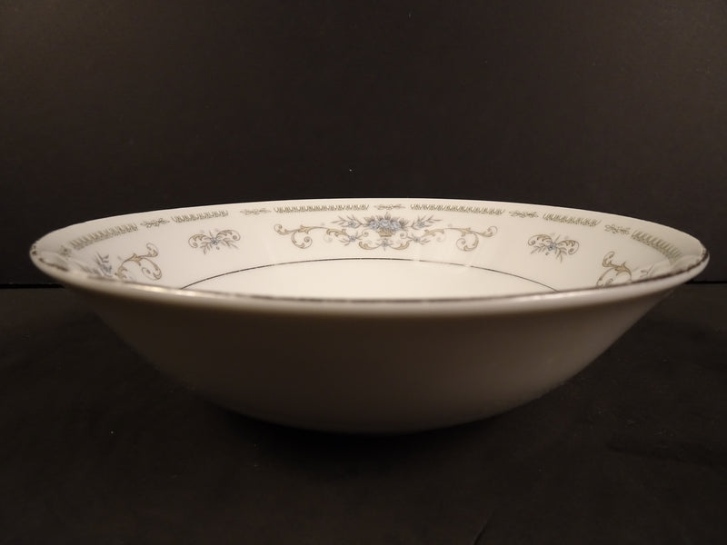 Fine Porcelain China Diane 6.25in Coupe Cereal Bowl