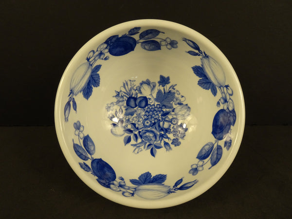 PORTMEIRION Harvest Blue 5.5in Coupe Cereal Bowl
