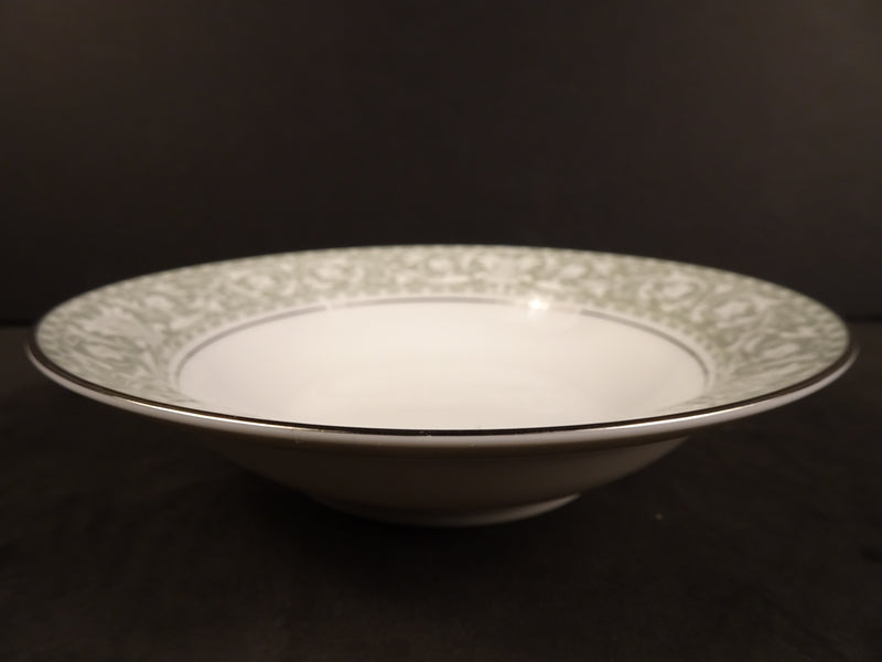 Sango China Buckingham 5.5in Rimmed Fruit Bowl