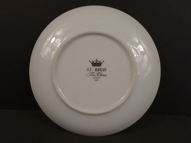 St. Regis  6.33in Coupe Bread and Butter Plate