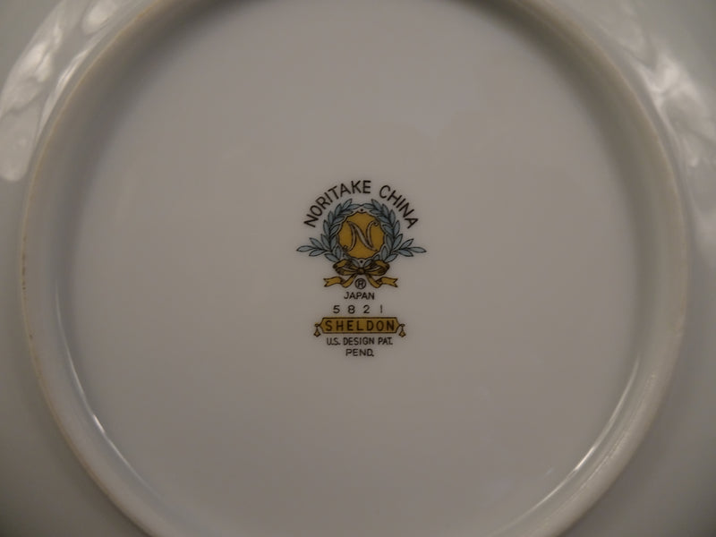 Noritake Sheldon 6.30in Coupe Bread and Butter Plate