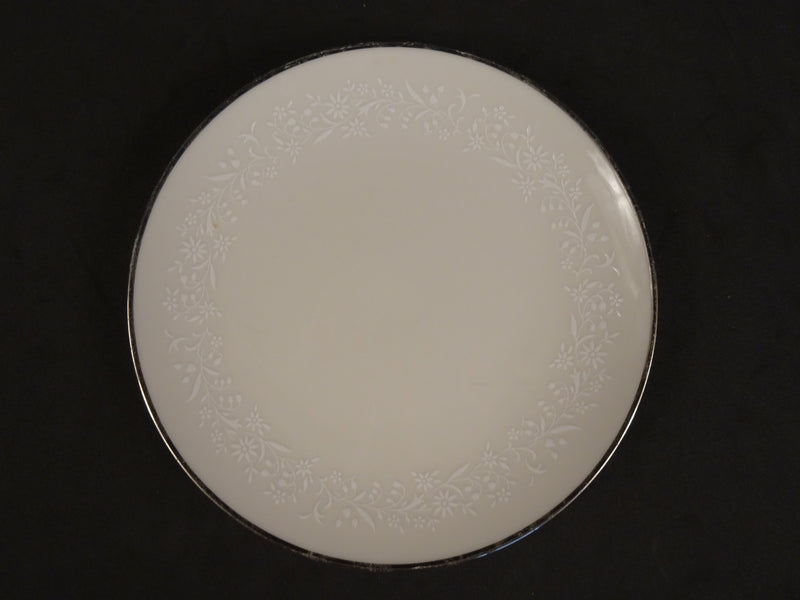 Noritake Lorelei 6.35in Coupe Bread and Butter Plate