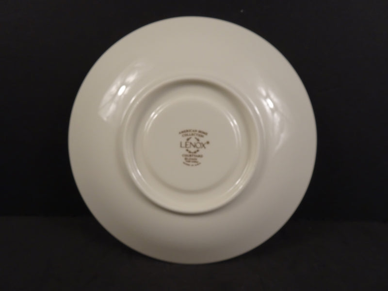 Lenox Courtyard 6in Flat Cup Saucer