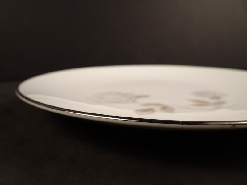 Noritake China Rosay 6.25in Coupe Salad Plate