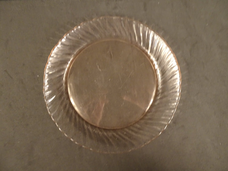Arcoroc Rosalind 7.75in Coupe Salad Plate