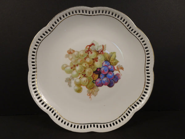 Spenzo Grape 7.75in Coupe Salad Plate
