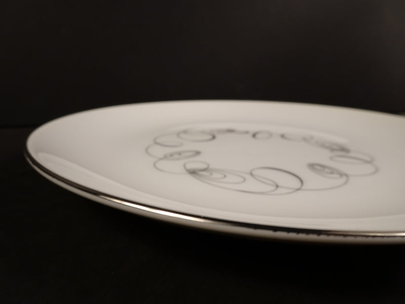 Meito Tempo 7.6in Coupe Salad Plate