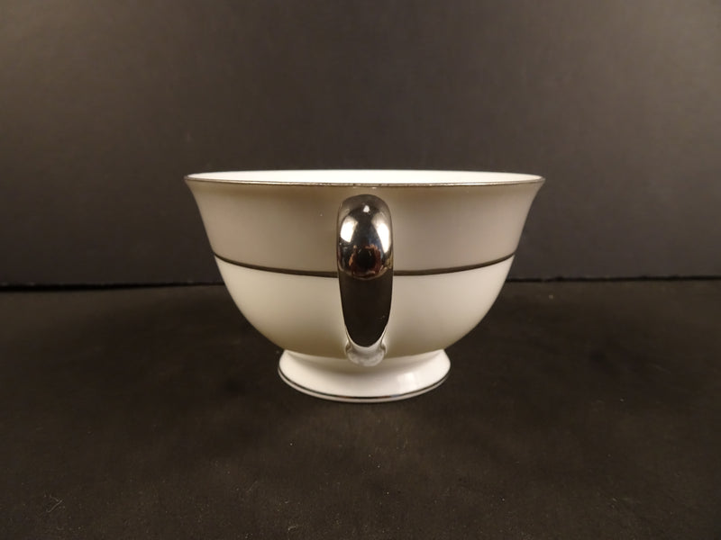 Footed Tea Cup By Platina by Sango