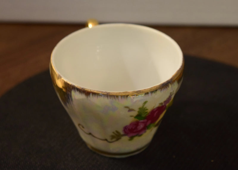 Demitasse Cup By Not Known