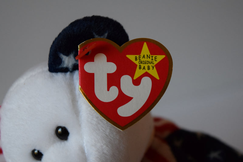 Spangle Beanie Babie By Ty Inc.