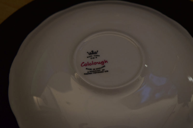 Colclough  5.5in Coupe Saucer