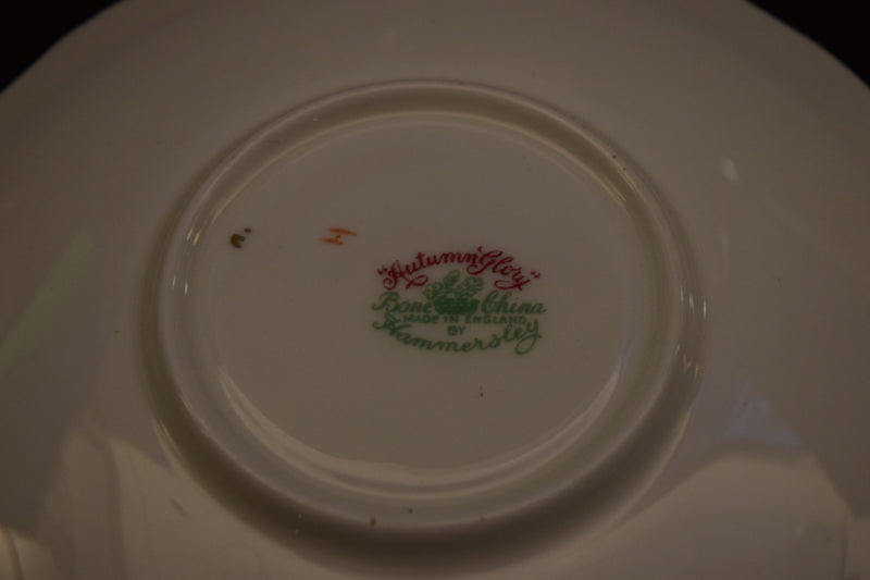 Hammersley Autumn Glory 5.75in Coupe Saucer