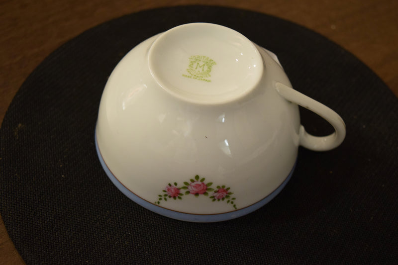 Non-Footed Tea Cup By Noritake