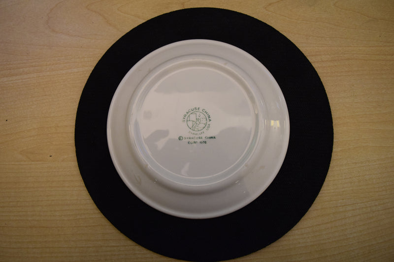 Syracuse China  5.5in Rimmed Bread and Butter Plate