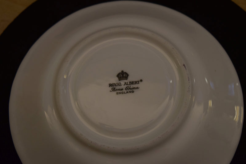 Royal Albert  5.5in Coupe Saucer