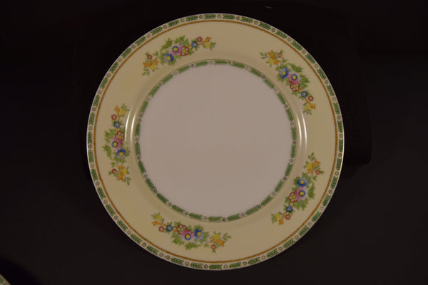 Meito Grafton 9.75in Rimmed Dinner Plate