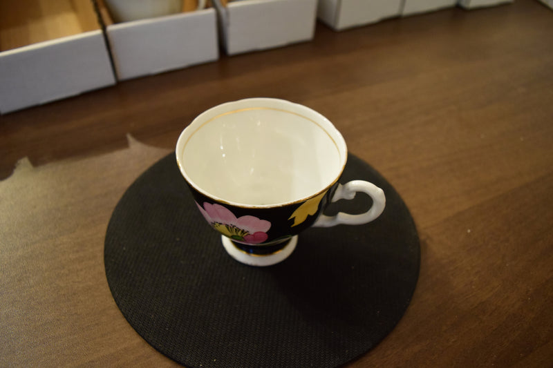 Footed Tea Cup By Tuscan