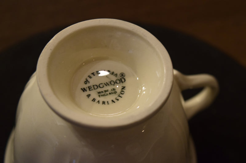 Footed Tea Cup By Wedgwood