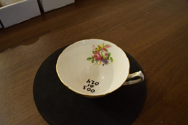 Footed Tea Cup By Collingwoods