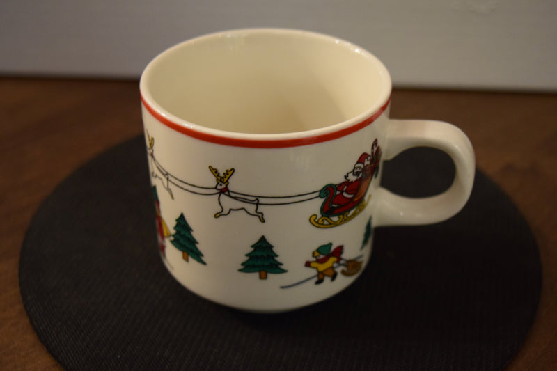 The Joy Of Christmas By Jamestown China - Mug