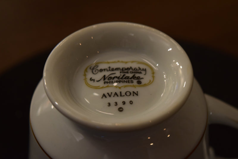 Avalon By Noritake - Mug