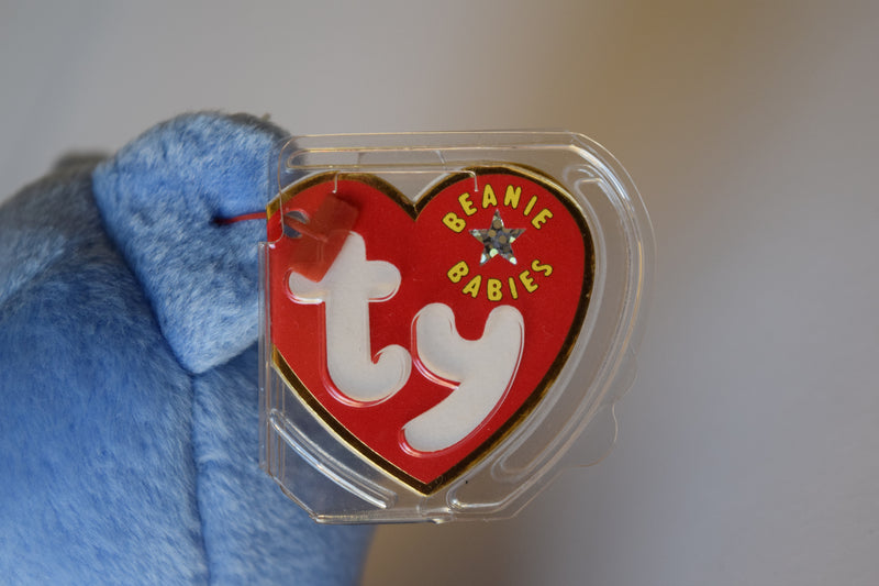 America (light blue) Beanie Babie By Ty Inc.