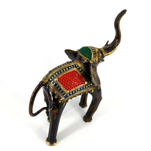 Load image into Gallery viewer, dhokra art elephant statue