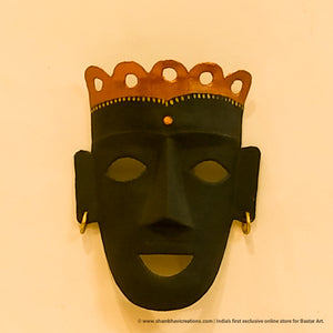 Copper Crowned Mask