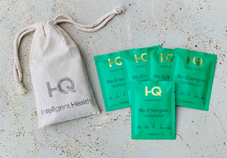 Re-Energise 5 Day Sachet Pack