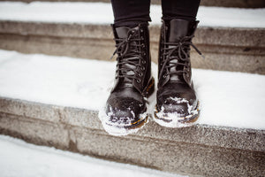 leather care winter boots tips and tricks