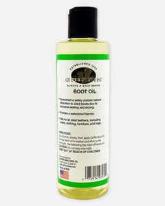 griffin shoe care boot oil leather conditioner