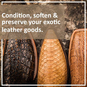 Griffin Western Exotic Boot Leather Conditioner