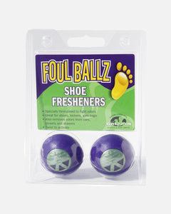 griffin shoe care foul ballz shoe deodorizers