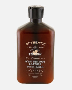 griffin shoe care western leather conditioner