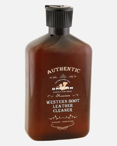griffin shoe care western leather cleaner