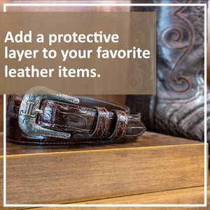 western stain and water repellent for shoes and boots