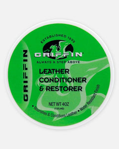 griffin shoe care leather conditioner and restorer care