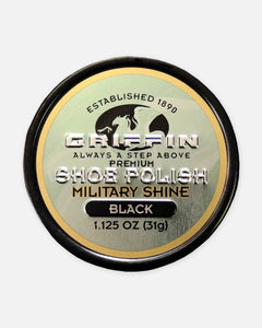 griffin shoe care military shine shoe polish