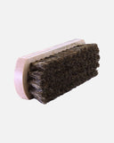 griffin shoe care horsehair shoe shine brush