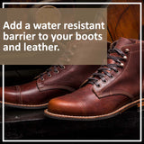 western wook boot oil for leather conditioner and water resistance
