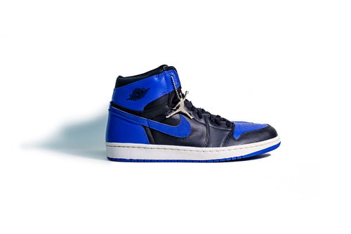 11 US - DS Nike Air Jordan 1 Royal Blue Retro 2001