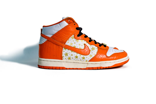 10 US - Nike Dunk SB High Supreme College Orange 2003